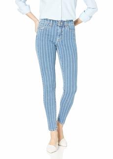 Jessica Simpson Women's Curvy High Rise Skinny Jean Toledo-Stripe