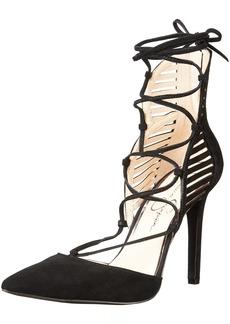 Jessica Simpson Women's Cynessa Dress Pump Black  M US