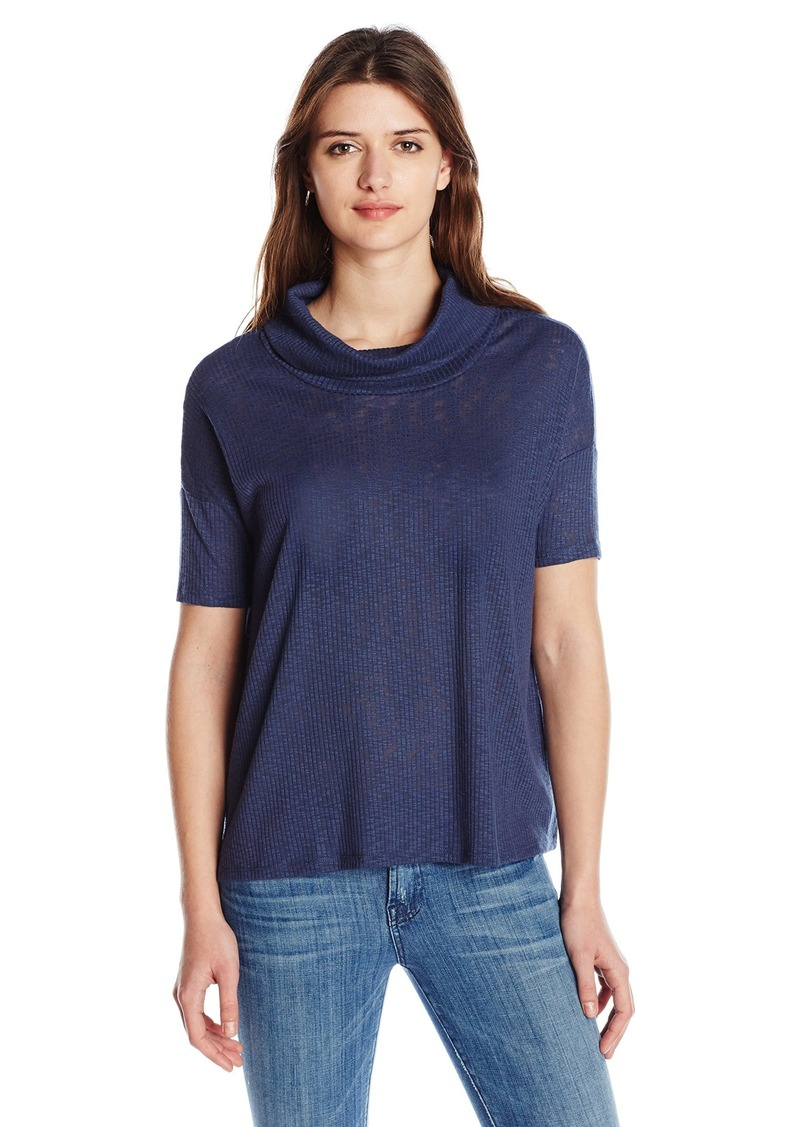 Jessica Simpson Women's Delila Cowl-Neck Top