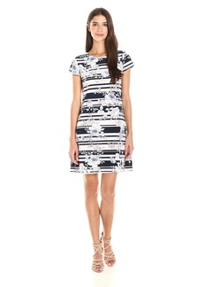 Jessica Simpson Women's ed T-Shirt Dress