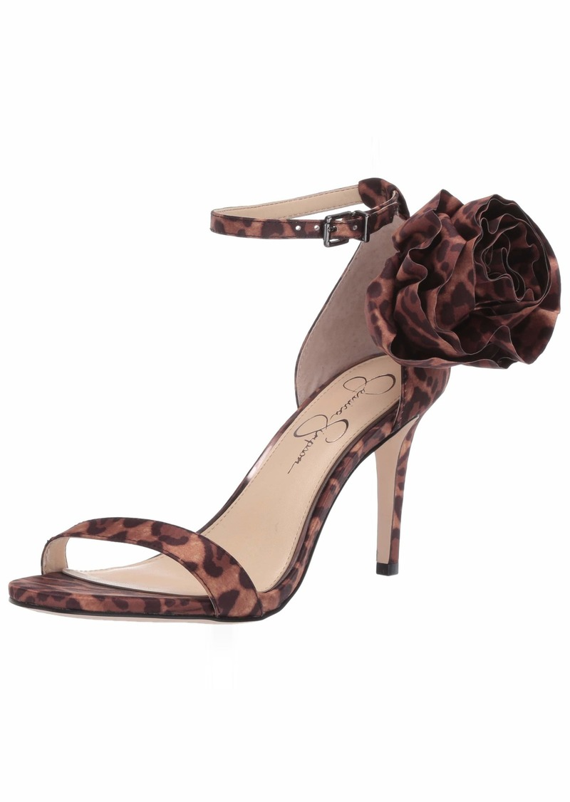 Jessica Simpson Women's Ellira Heeled Sandal