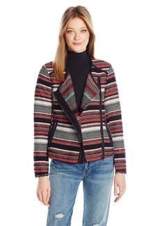 Jessica Simpson Women's Elora Moto Jacket