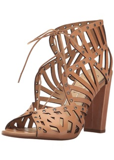 Jessica Simpson Women's Emagine Heeled Sandal  9 Medium US