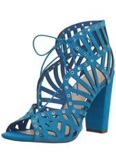 Jessica Simpson Women's EMAGINE Heeled Sandal   Medium US