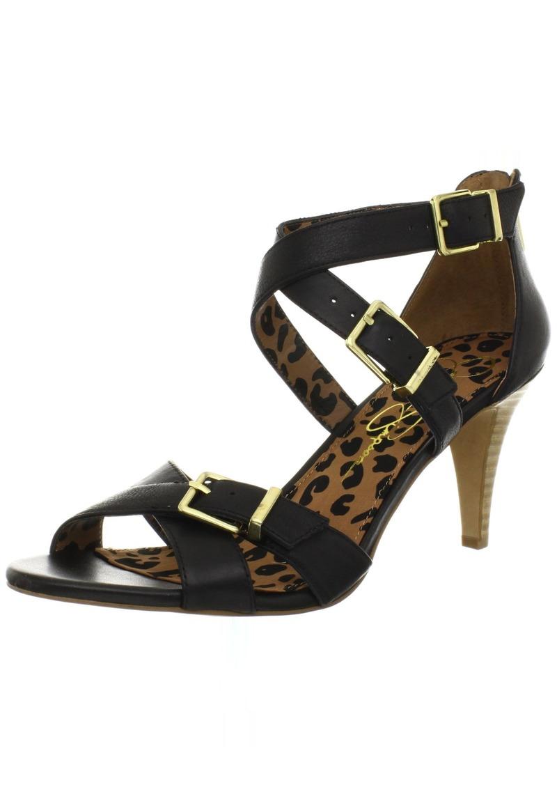 Jessica Simpson Women's Eugenias Sandal M US