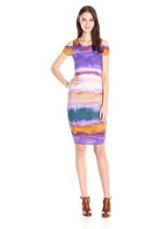 Jessica Simpson Women's Everest Cold Shoulder Dress