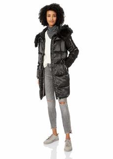 Jessica Simpson Women's Fashion Puffer Jacket  S