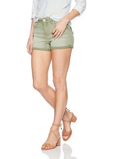 Jessica Simpson Women's Forever Roll Cuff Denim Shorts