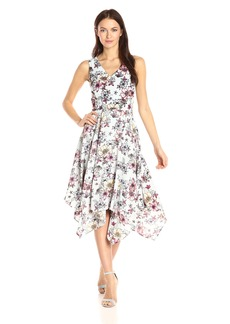 Jessica Simpson Women's Hanky Hem Dress