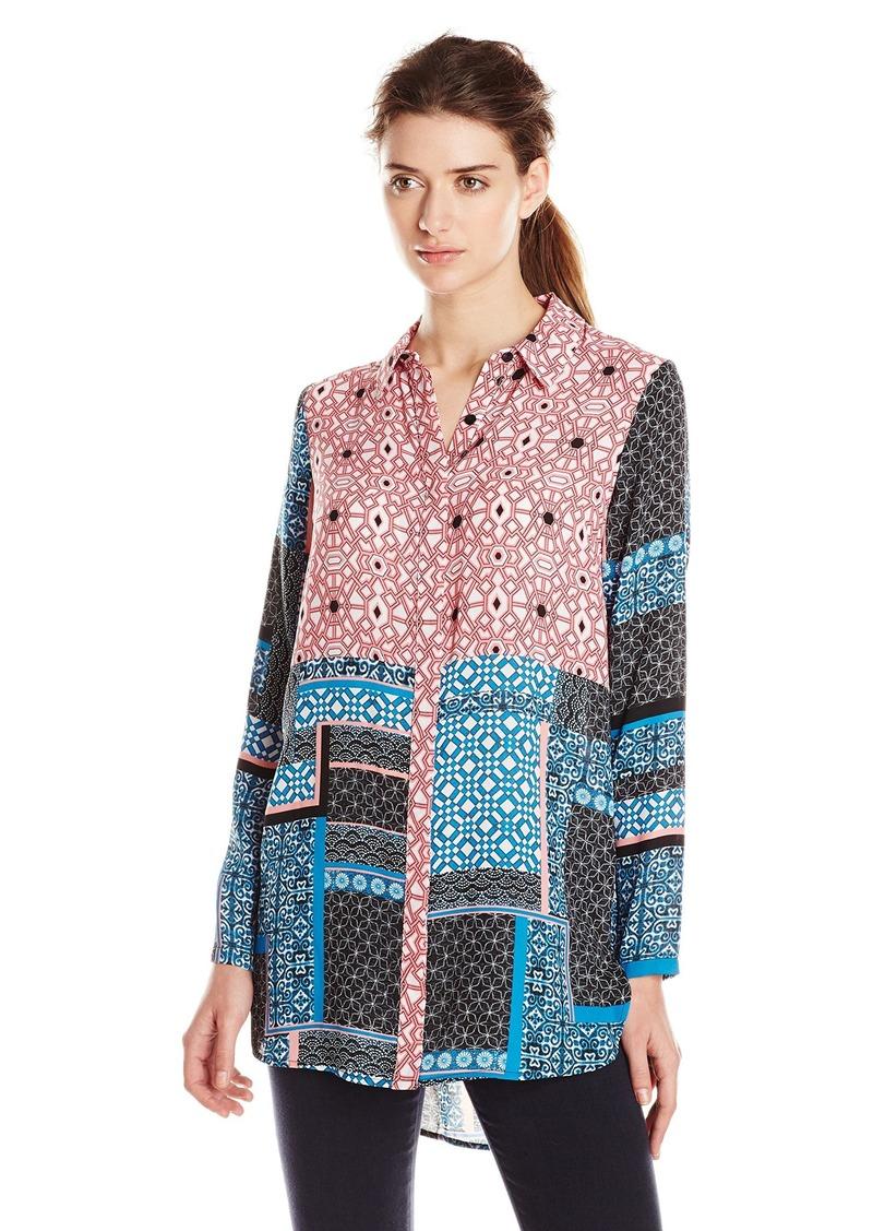 Jessica Simpson Women's Haylan Shirtdress Tunic