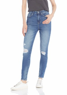 Jessica Simpson Women's Infinite High Rise Slim Straight Leg Jean