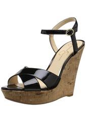 Jessica Simpson Women's ISADORAA Wedge Sandal