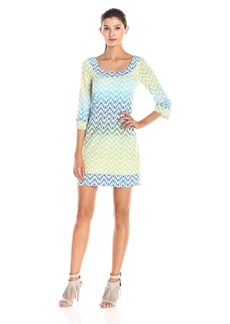 Jessica Simpson Women's ITY Dress with Back Detail