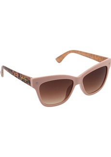 Jessica Simpson J5349 Vintage UV Protective Cat-Eye Sunglasses | Wear All-Year | The Gift of Glam