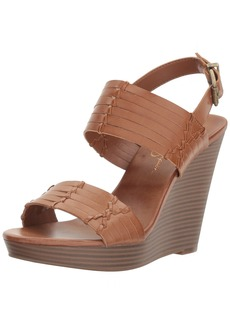 Jessica Simpson Women's Jayleesa Wedge Sandal  10 Medium US