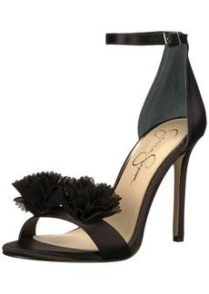Jessica Simpson Women's JEENA Heeled Sandal   Medium US