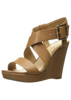 Jessica Simpson Women's Joilet Wedge Sandal  11 Medium US