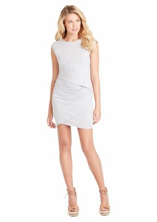 Jessica Simpson Women's Kamila Jersey Bodycon Dress  XLarge