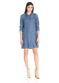 Jessica Simpson Women's Katya Denim Dress  S