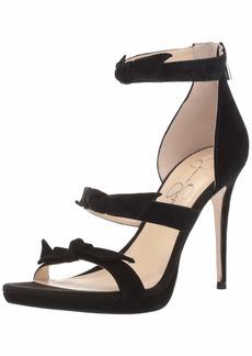 Jessica Simpson Women's KAYCIE Heeled Sandal    M US