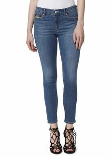 Jessica Simpson Women's Kiss Me Skinny Ankle Jean   Regular