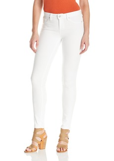 Jessica Simpson Women's Kiss Me Super Skinny Jean White