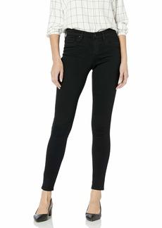 "Jessica Simpson Women's ""Kiss Me"" Super Skinny Pant Olive Dye black"