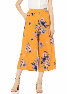 Jessica Simpson Women's Kora Printed Wide Leg Cropped Palazzo Pants