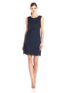 Jessica Simpson Women's Lace Shift Dress