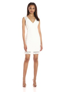 Jessica Simpson Women's Lace Tank Dress