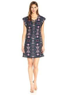 Jessica Simpson Women's Lace up Dress