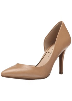 Jessica Simpson Women's Lacewell D'Orsay Pump