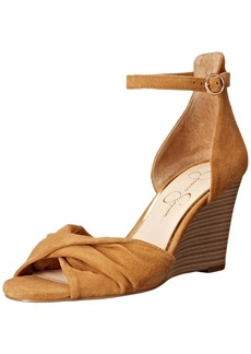 Jessica Simpson Women's Lindella Wedge Sandal
