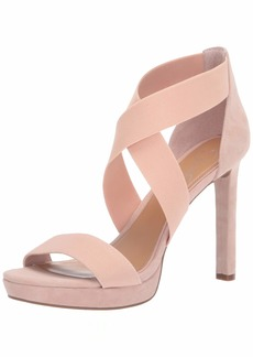 Jessica Simpson Women's Lixen Heeled Sandal   M US