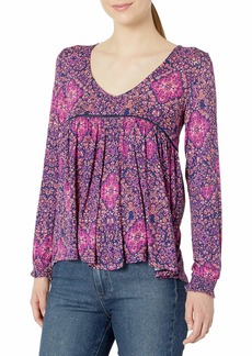 Jessica Simpson Women's Marisol Knit Top  S