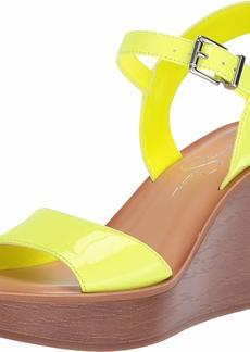 Jessica Simpson womens Miercen Wedge Sandal   US
