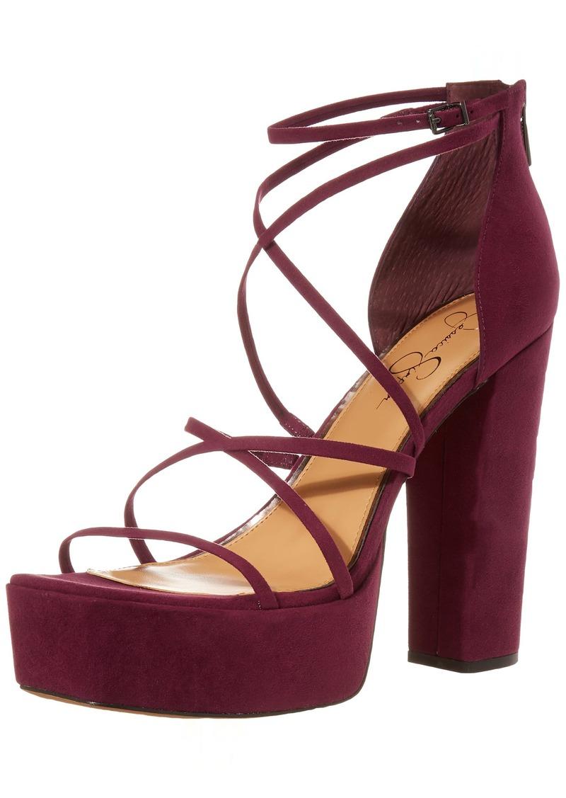 Jessica Simpson Women's Mirelle Heeled Sandal