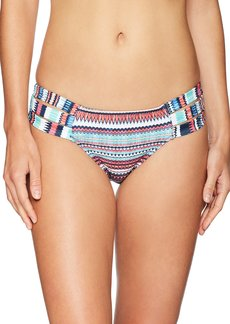Jessica Simpson Women's Mix & Match Montauk Swimsuit Separates (Top & Bottom)  M