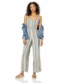 Jessica Simpson Women's Newton Peekaboo Back Jumpsuit
