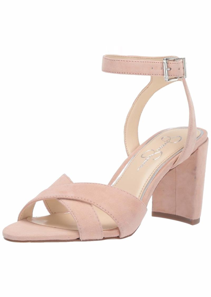 Jessica Simpson Women's NIARA Heeled Sandal   M US