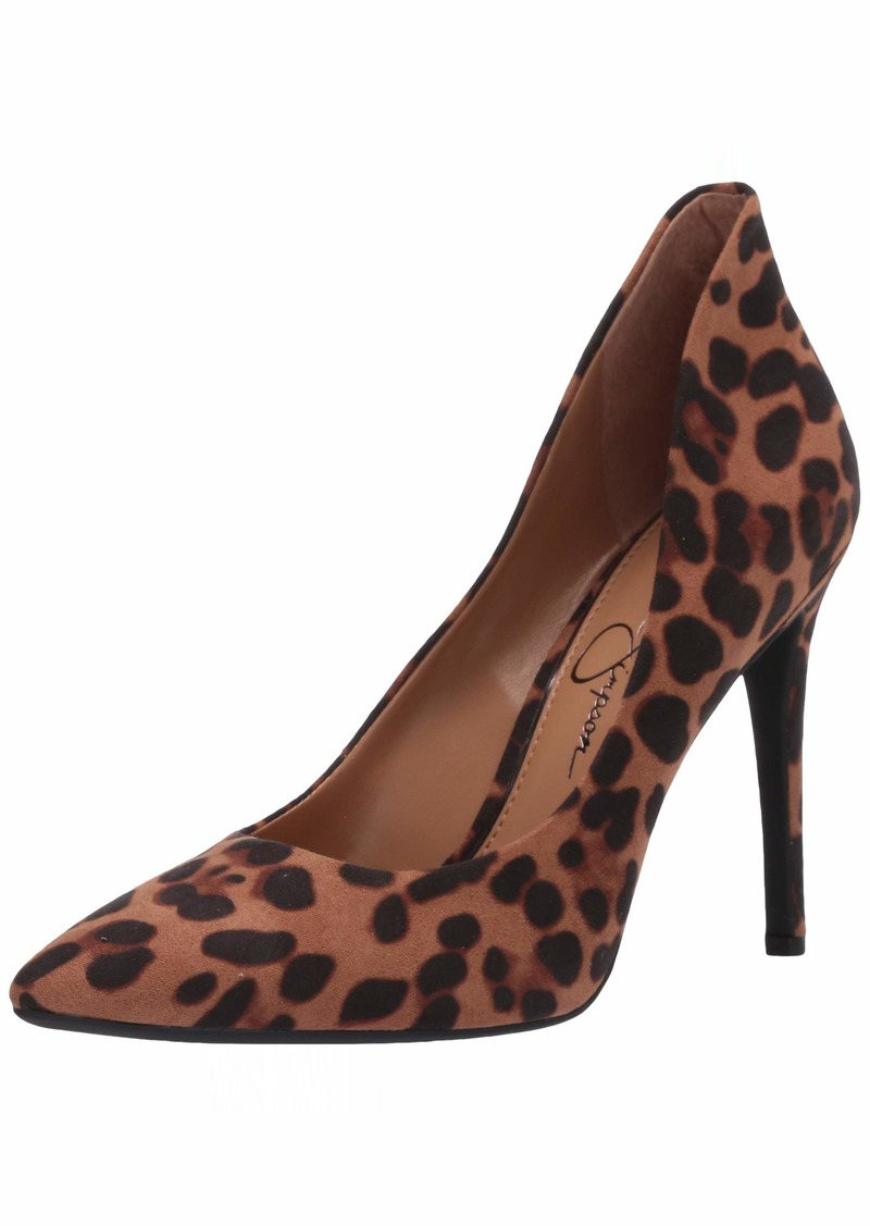 Jessica Simpson Women's Parthenia Pump   M US