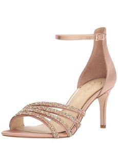 Jessica Simpson Women's Paveny Heeled Sandal  6 Medium US