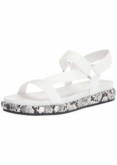 Jessica Simpson Women's Perie Flat Sandals   M US
