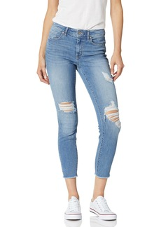 Jessica Simpson Women's Plus Size Adored Curvy High Rise Ankle Skinny Jean  W