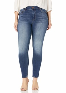Jessica Simpson Women's Plus Size Adored Curvy High Rise Skinny Jean  W