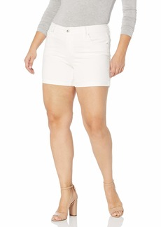 Jessica Simpson Women's Plus Size Forever Roll Cuff Short  W