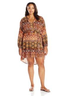 Jessica Simpson Women's Plus Size Jaelyn Dress  2X