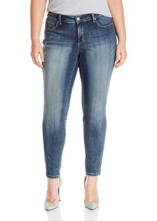 Jessica Simpson Women's Plus-Size Kiss Me Super Skinny Pant