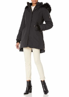 Jessica Simpson Women's Plus Size Parka Jacket