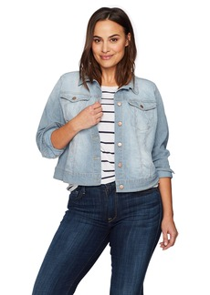 Jessica Simpson Women's Plus Size Pixie Jacket